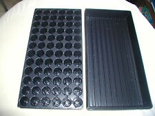 SEED STARTING  6-72 CELL PROPAGATION INSERTS& 6- 1020 TRAYS