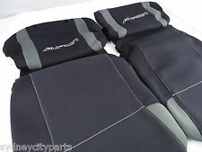 TOYOTA AURION SEAT COVERS FRONT ATX TOURING NEOPRENE VEST TYPE FROM FEB 2012>