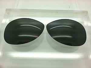 Coach Kristina HC 7003 Custom Sunglass Replacement Lenses Black/Grey Polarized