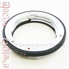 Minolta Md Mc mount Lens to Olympus Om 4/3 Mount Adapter E-1 3 5 30 300 450 520