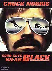 Good Guys Wear Black (DVD, 2000) : Chuck Norris