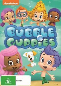 Bubble Guppies (DVD, 2015), NEW SEALED AUSTRALIAN RELEASE REGION 4
