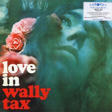 WALLY TAX LOVE IN MUSIC ON VINYL RECORD VINYLE NEUF NEW VINYL LP REISSUE