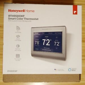 Honeywell Home RTH9585WF1006 Smart Color Thermostat NEW and SEALED!