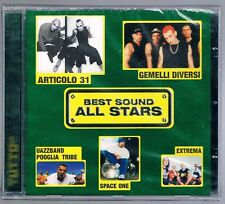 BEST SOUND ALL STARS ARTICOLO 31 GEMELLI DIVERSI SPACE ONE CD PROMO SIGILLATO!!!