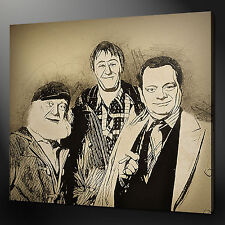 ONLY FOOLS AND HORSES CANVAS WALL ART PICTURE PRINT VARIETY OF SIZES FREE UK P&P