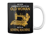 Unique Sewing Machine Gift Coffee Mug Gift Coffee Mug