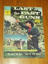 LAST OF THE FAST GUNS #54 WORLD DISTRIBUTORS MOVE CLASSIC WESTERN BRITISH COMIC
