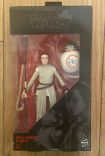 Star Wars The Black Series Rey & BB-8 BOXED