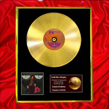 JIMI HENDRIX ARE YOU EXPERIENCED CD  GOLD DISC VINYL LP FREE SHIPPING TO U.K.