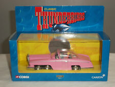CORGI 00601 THUNDERBIRDS LADY PENELOPES FAB 1 ROLLS ROYCE MODEL CAR + FIGURES