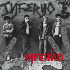 INFERNO - ANTI HAGENBACH TAPE-THE BEGINNING   CD NEU