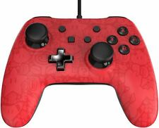 NINTENDO SWITCH Super Mario Wired Controller Plus Red - NEW