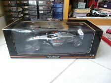 Mclaren Mercedes MP4-16 David Coulthard #4 2001 1/18 MINICHAMPS F1 IN Box