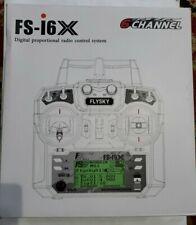 Flysky FS-i6X 6 Channel Digital Proportional Radio Control System