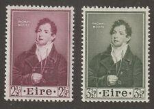 Ireland 1952 #145-46 Thomas Moore - MNH