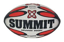 Summit Advance Rugby Ball Size 5 Training Balls Sent Inflated