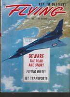 Flying Magazine (June 1952) (Jet Transports, Yugoslavia AF, USAF SAR)