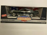 Vintage Diecast 1:18 ERTL American Muscle Pontiac GTO The Judge Mint In Box