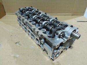 Complete 1KD-FTV Cylinder Head. Toyota land cruiser prado hiace hilux 3.0 CRD
