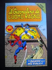 § IL GIORNALINO DE L' UOMO RAGNO n. 26 - ED. CORNO 1983 !! EDICOLA !!