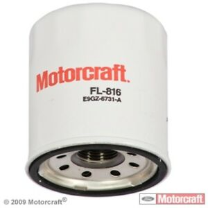 Lot of 24 Ford Motorcraft FL-816 Engine Oil Filters