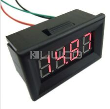 "Digital Ammeter 0.36"" Red LED Display DC 0-20.00mA Current 20ma 0-20ma Amp Meter"