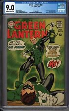 Green Lantern #59 (1968) - 1st appearance of Guy Gardner - CGC 9.0 OW-W Pages