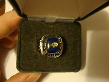 BUFFALO BILLS BALFOUR RING WITH HOLOGRAM IN BALFOUR OFFICIAL BOX   SIZE 11-1/2