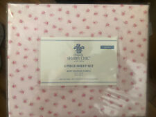 Rachel Ashwell Simply Shabby Chic Queen Polyester Fabric Pink Mon Ami Sheet Set