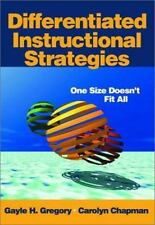 Differentiated Instructional Strategies: One Size Doesn't Fit All - NEW