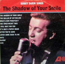 BOBBY DARIN Sings - The Shadows Of Your Smile LP - Mono