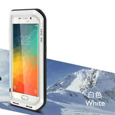 Waterproof Shockproof Metal Aluminum Gorilla Glass Case Cover For Cell Phones