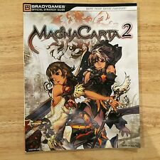 Brady Games Magna Carta 2 magnacarta Xbox 360 Official Strategy Guide
