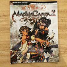 Brady Games Magna Carta 2 magnacarta Xbox 360 Official Strategy Guide