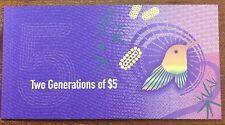 2016 Two generations of $5 2015 and 2016 - DM15918204, EB161923222