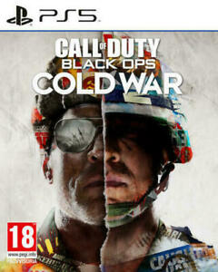 Call of Duty: Black Ops Cold War (PS5) BRAND NEW SEALED