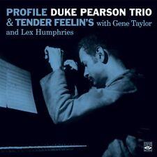 Duke Pearson: PROFILE & TENDER FEELIN'S (2 LPS ON 1 CD)