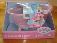 Baby born Musical Foaming Bathtub with Lights and Sounds Nib