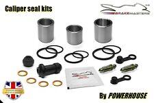 Honda NSS250 A Forza front brake caliper piston seal rebuild repair kit set 2004