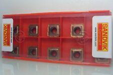10 x sandvik 880-050305h-c-lm 1044 cutting pads