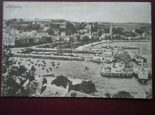 POSTCARD BUTE ROTHESAY VIEW OVER HARBOUR C1910