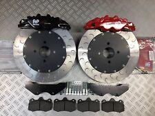 BMW M3 E46 front brake kit AP Racing CP8530 Radi-Cal 4 pot calipers