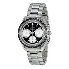 Omega Speedmaster Racing Black Dial Stainless Steel Mens Watch 32630405001002