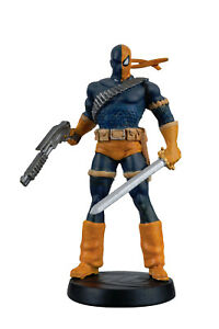 EAGLEMOSS Figure & Magazine Classic DC Super Hero Collection #27 Deathstroke