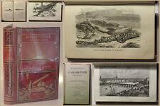 Sauvage La Grande Peche 1883 Ichthyologie Fische Fischkunde Zoologie