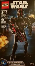 Lego Star Wars Buildable Figures Elite TIE Fighter Pilot 75526