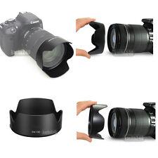 EW-73D Reversible Lens Hood Shade For Canon EF-S 18-135mm f/3.5-5.6 IS USM Lens