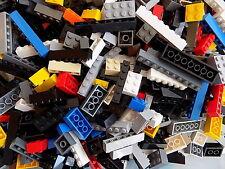 LEGO Lot of 50 Bricks/Blocks Mixed Sizes Basic Building Pieces Random