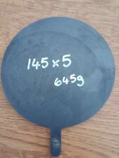 Mild Steel Circle Disc 145 x 5mm Thick  **Special Offer £3.99**